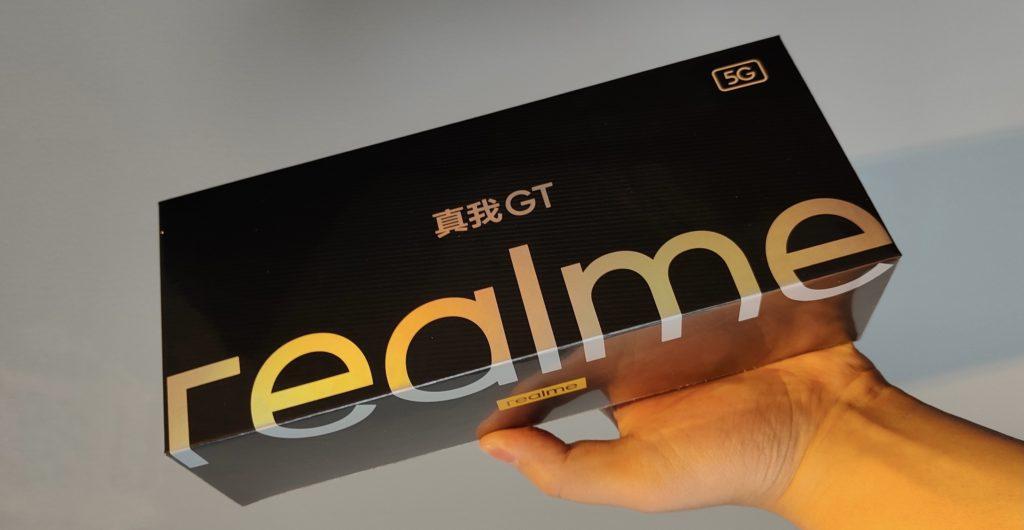 Kotak realme GT 5G didedahkan - pelancaran pada 4 Mac ini 5