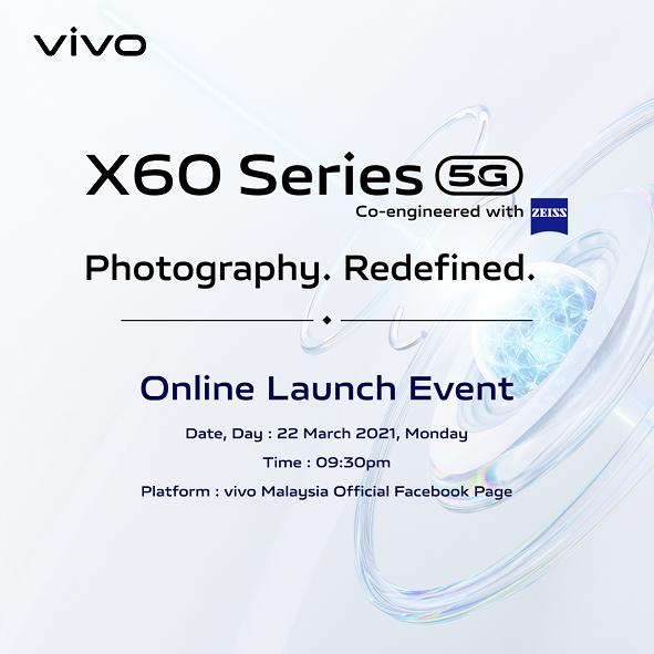 Vivo X60 Pro dan Vivo X60 telah menerima pengesahan SIRIM - dilancarkan 22 Mac ini 11