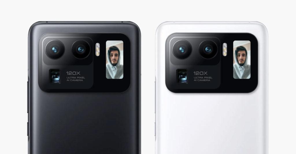 Xiaomi Mi 11 Ultra dan Mi 11 Pro akan memiliki skrin paparan kecil pada kamera 3