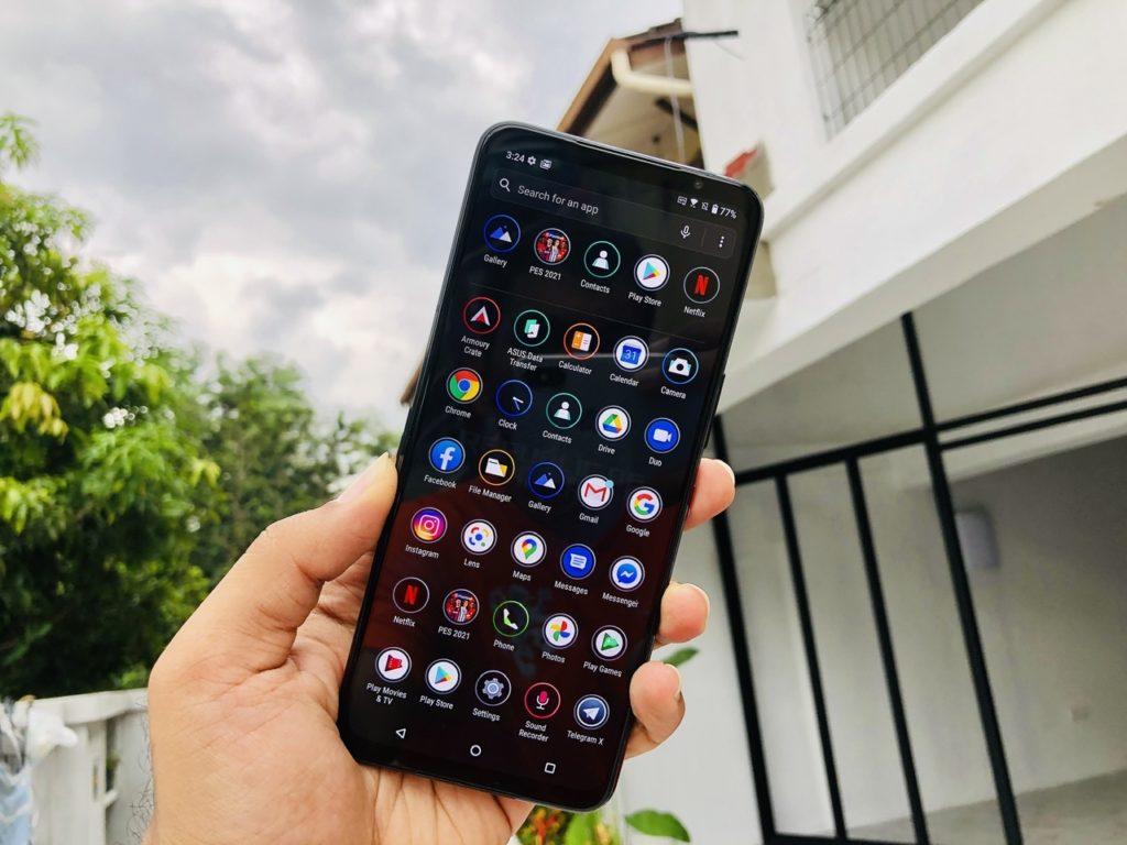 ULASAN : Asus ROG Phone 5 Malaysia - Peranti Gaming Mantap Yang Menyerlahkan Sepenuhnya Potensi Snapdragon 888 Pada Harga Dari RM 2,999 61