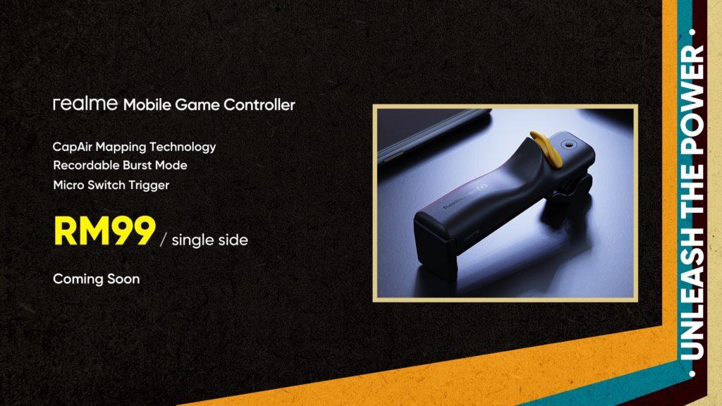 realme lancarkan tiga aksesori gaming ke pasaran Malaysia - harga serendah RM 9.90 pada jualan pertama 9