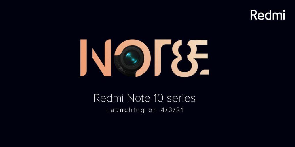 Siri Xiaomi Redmi Note 10 akan dilancarkan 4 Mac ini 3