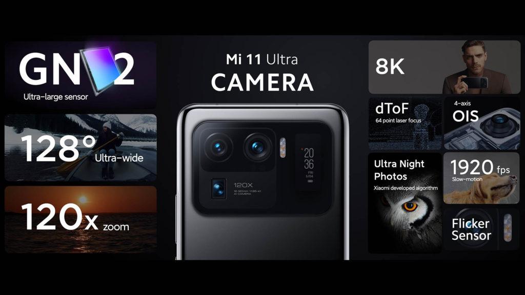 Xiaomi Mi 11 Ultra kini rasmi dengan Snapdragon 888 dan teknologi Kamera terbaik di Carta DxOMark 22