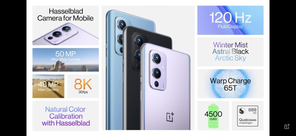 OnePlus 9 Pro dan OnePlus 9 kini rasmi - Snapdragon 888 dan Sistem Kamera Hasselblad 32