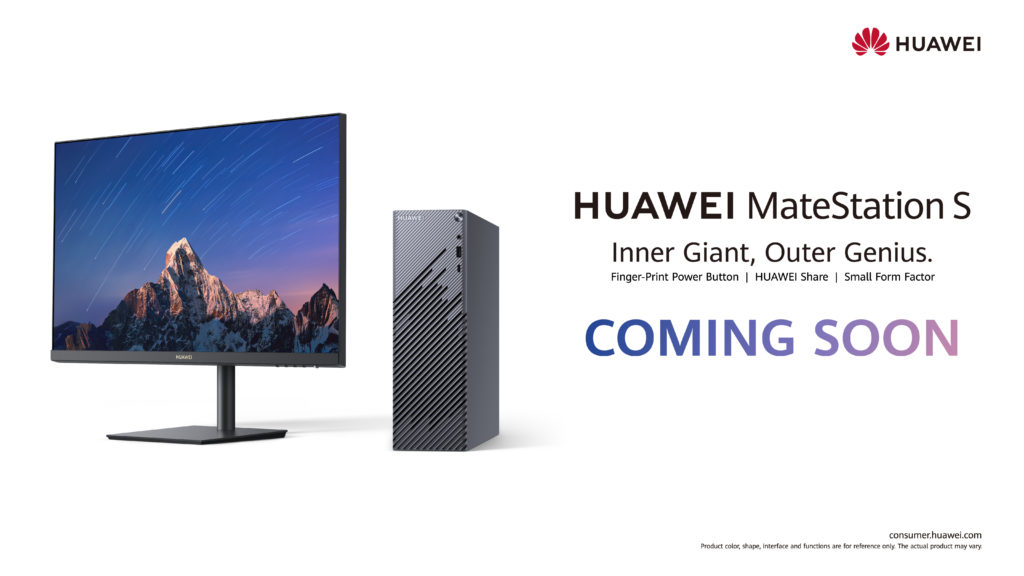 Komputer desktop pertama Huawei MateStation S akan tiba di Malaysia 20 Mac ini 13