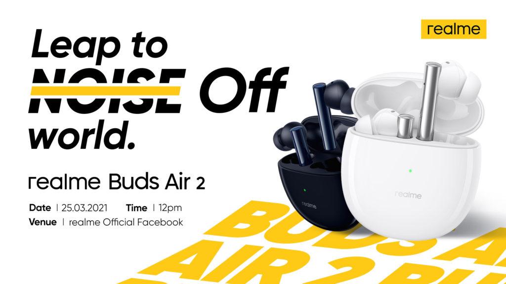 realme Buds Air 2 akan dilancarkan di Malaysia pada 25 Mac ini 3