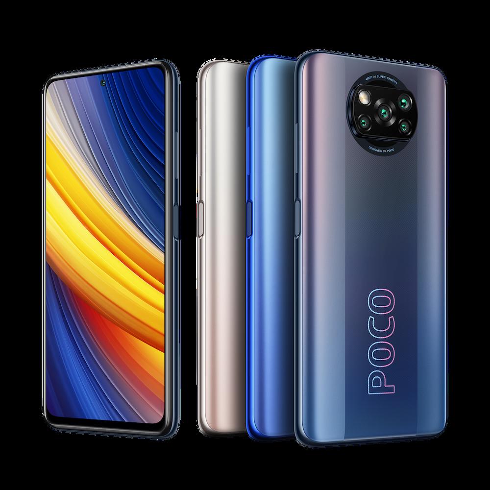 Poco F3 dan Poco X3 Pro kini rasmi dengan Cip Snapdragon 870 5G dan panel AMOLED E4 120Hz pada harga flagship killer 16