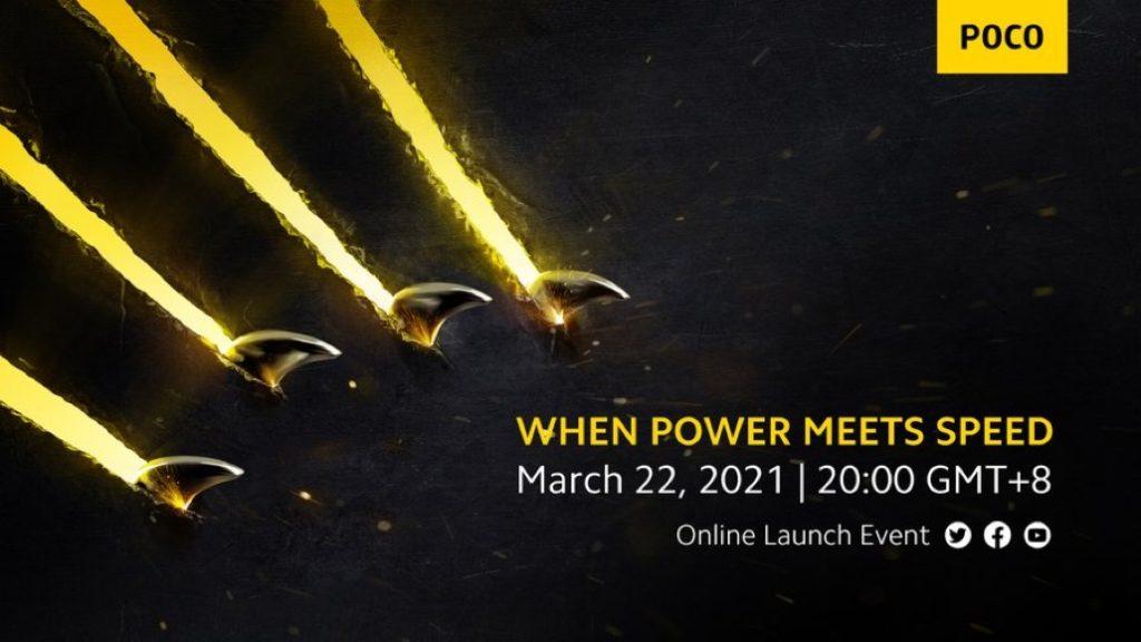 Pelancaran Global Poco F3 dan Poco X3 Pro akan diadakan pada 22 Mac ini 3
