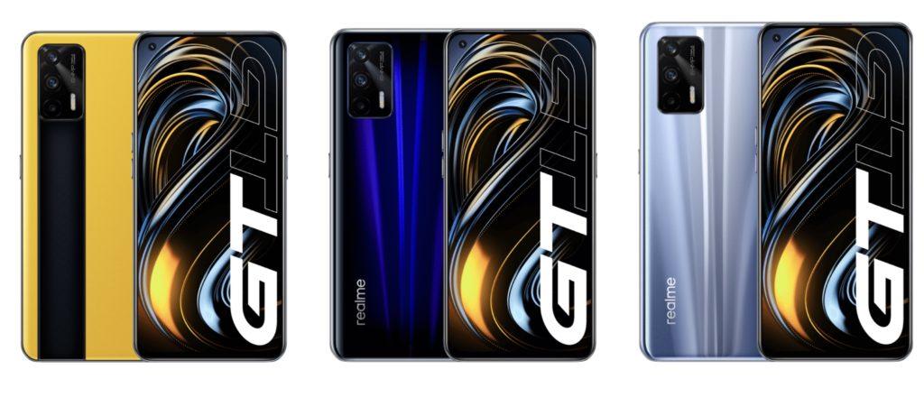 realme GT 5G kini rasmi - Snapdragon 888 , Skrin Super AMOLED 120Hz pada harga serendah RM 1,752 32