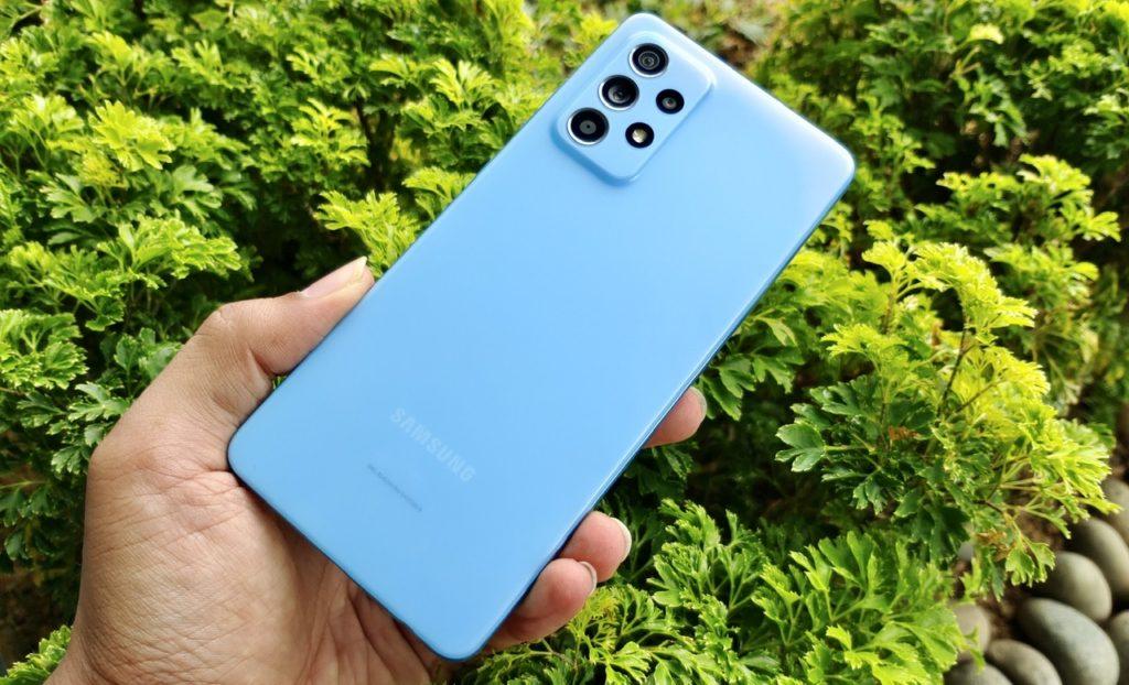 Pandang Pertama : Samsung Galaxy A52 - kini di Malaysia pada harga RM 1,499 sahaja 19