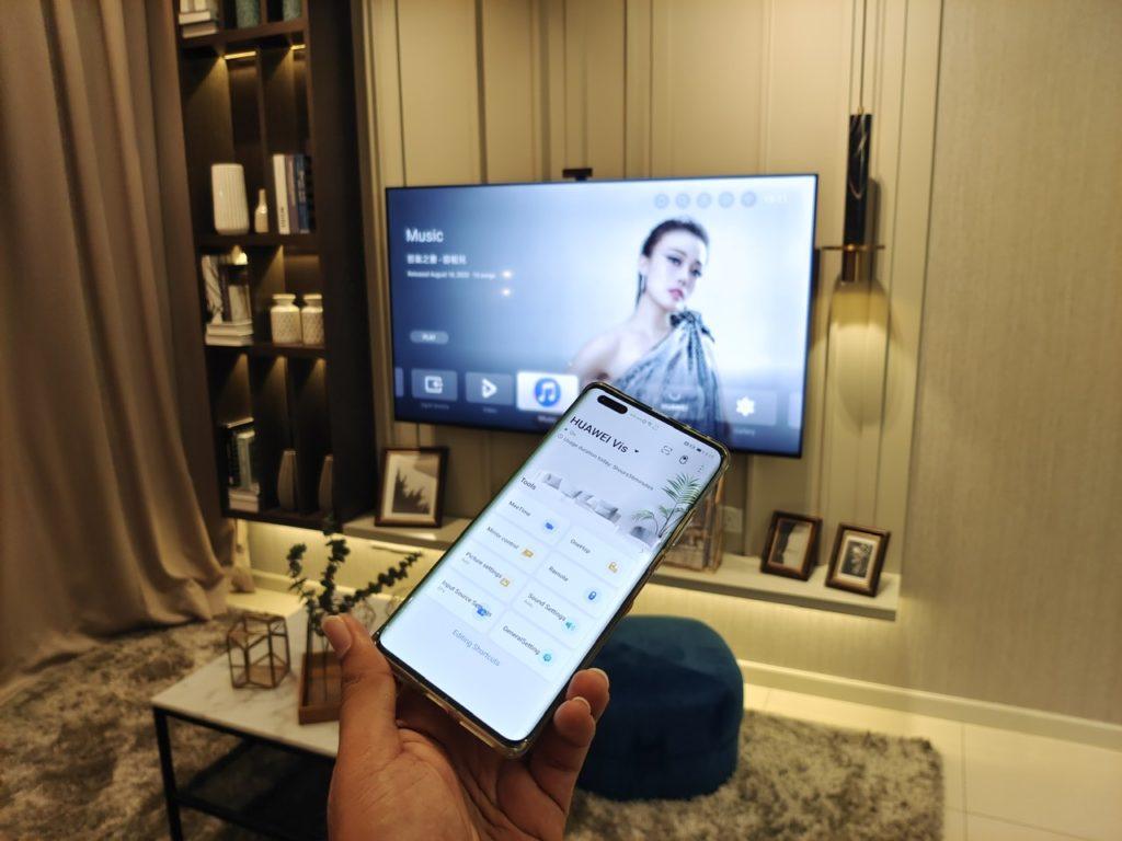 Ulasan HUAWEI Vision S Series - Peranti Yang Bakal Mengubah Industri Televisyen Pintar Global 25