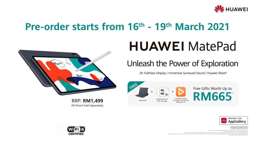 HUAWEI MatePad 10.4 - 5 Sebab Kenapa Ianya Adalah Tablet Terbaik Pada Harga dibawah RM 1,500 21