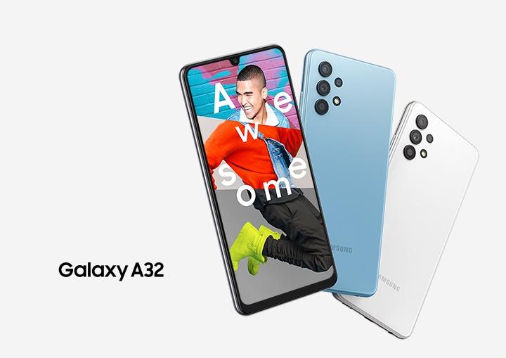 Samsung Galaxy A32 kini rasmi- varian 4G dan 5G akan ditawarkan di Malaysia tidak lama lagi 11