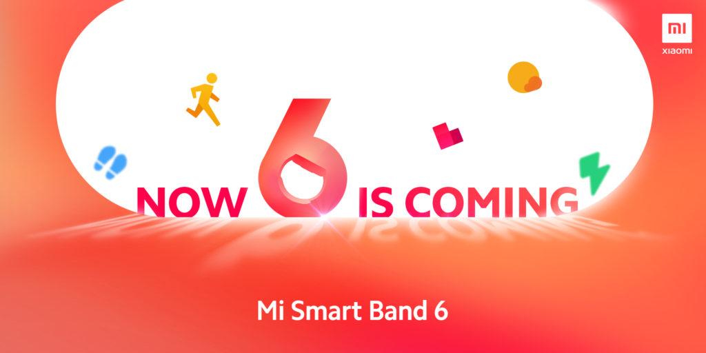 Xiaomi Mi Smart Band 6 akan dilancarkan 29 Mac ini 3
