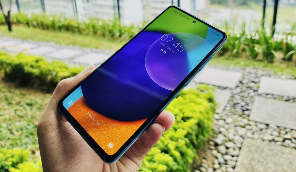 Pandang Pertama : Samsung Galaxy A52 - kini di Malaysia pada harga RM 1,499 sahaja 18