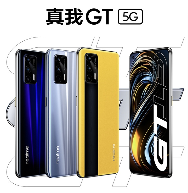 realme GT 5G kini rasmi - Snapdragon 888 , Skrin Super AMOLED 120Hz pada harga serendah RM 1,752 25