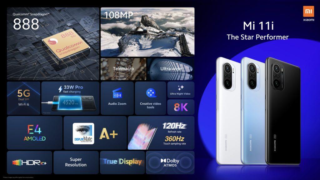 Xiaomi Mi 11i dan Mi 11 Lite kini rasmi - Mi 11 Lite tiba di Malaysia 6 April pada harga RM 1,199 12