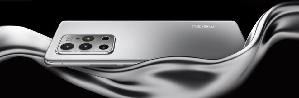 Meizu 18 Pro dan Meizu 18 kini rasmi dengan Skrin E4 Super AMOLED 2K+ & Snapdragon 888 12