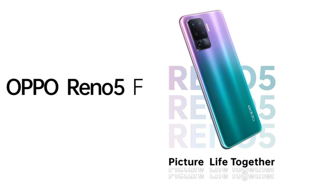 Oppo Reno5 F kini rasmi untuk pasaran antarabangsa pada harga sekitar RM 1,182 7