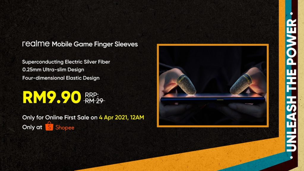 realme lancarkan tiga aksesori gaming ke pasaran Malaysia - harga serendah RM 9.90 pada jualan pertama 7