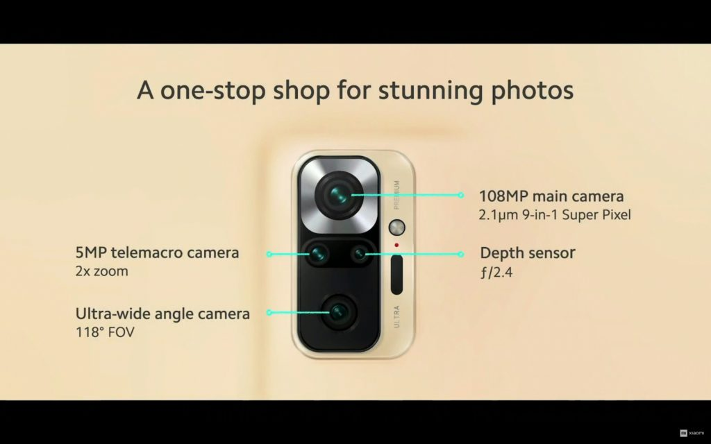 Siri Xiaomi Redmi Note 10 kini rasmi - skrin AMOLED 120Hz, Kamera 108MP pada harga dari RM 649 23