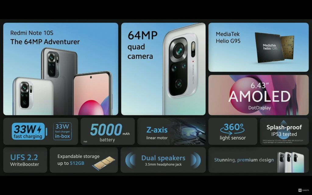 Siri Xiaomi Redmi Note 10 kini rasmi - skrin AMOLED 120Hz, Kamera 108MP pada harga dari RM 649 27