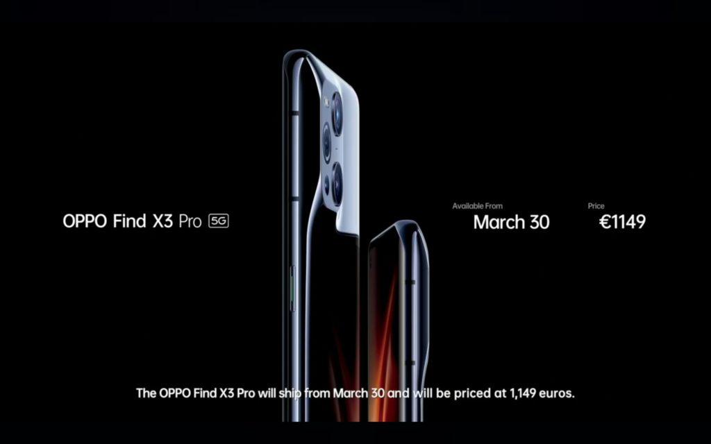 Oppo Find X3 Pro 5G kini rasmi - Snapdragon 888 dan Skrin OLED QHD+ 120Hz 27