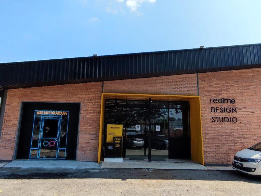 Fokus Terkini : Muzium 108MP REALME Kini di Buka Secara Rasmi di REALME Design Studio 19