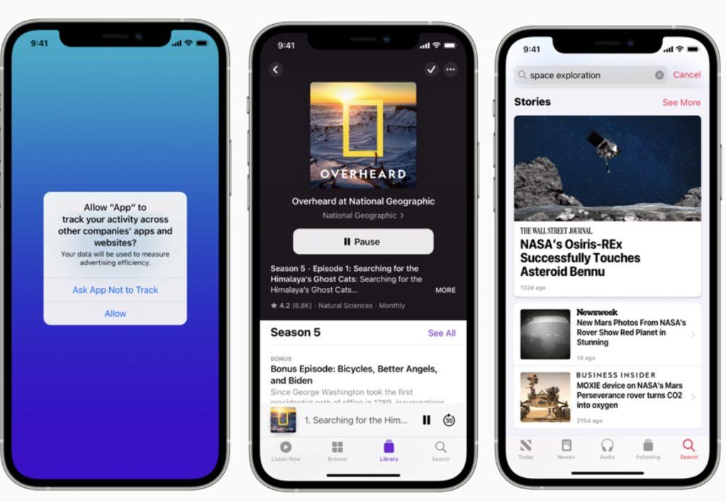 Apple iOS 14.5 kini ditawarkan - menawarkan sokongan 'Unlock with Apple Watch' dan AirTag 10