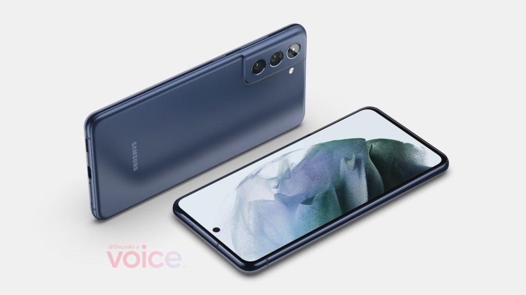 Reka Bentuk Samsung Galaxy S21 FE tertiris 7