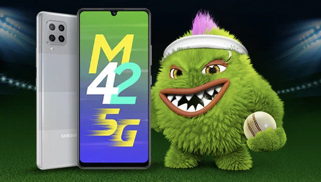 Samsung Galaxy M42 5G kini rasmi - telefon pintar 5G pertama didalam Galaxy M Series 9