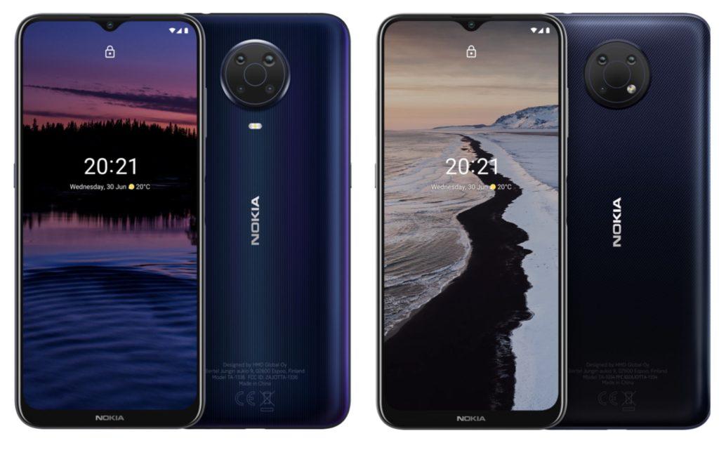 Nokia G20 dan Nokia G10 kini rasmi bersama-sama Nokia C20 dan Nokia C10 7