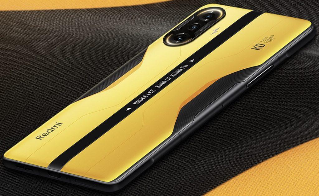 Redmi K40 Gaming kini rasmi dengan Cip Dimensity 1200 - Edisi Khas Bruce Lee juga ditawarkan 27