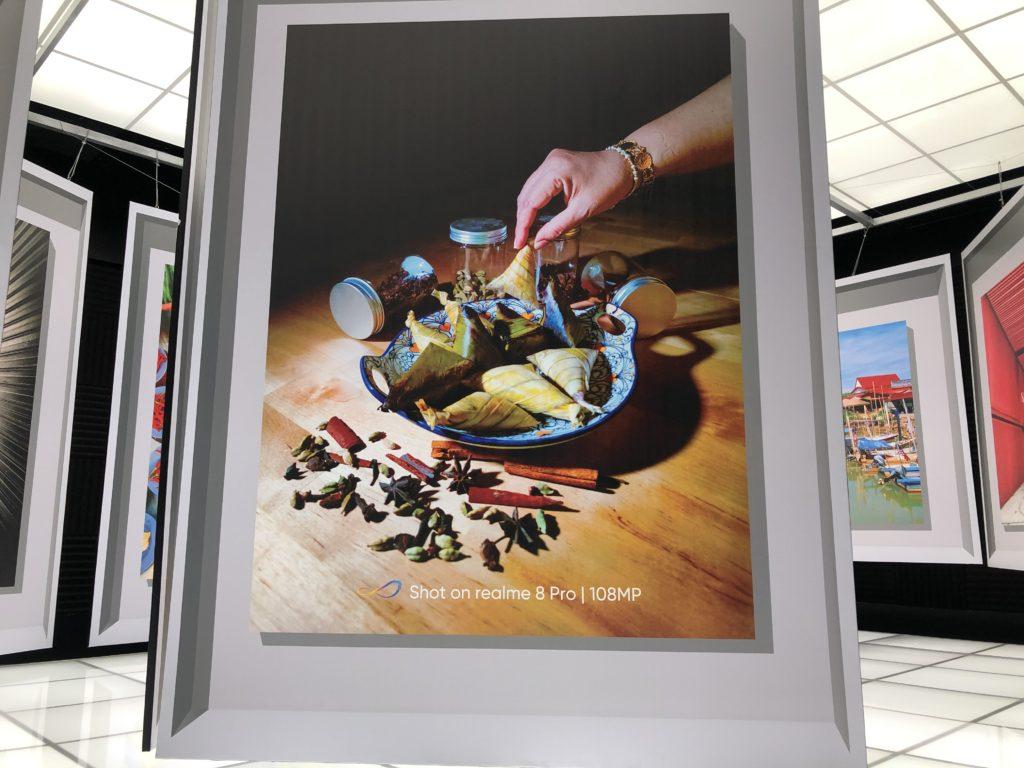 Fokus Terkini : Muzium 108MP REALME Kini di Buka Secara Rasmi di REALME Design Studio 20
