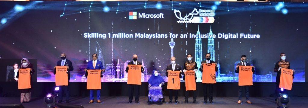 """Microsoft umum pembangunan pusat data serantau pertama di Malaysia sebagai sebahagian inisiatif """"Bersama Malaysia"""" 11"""