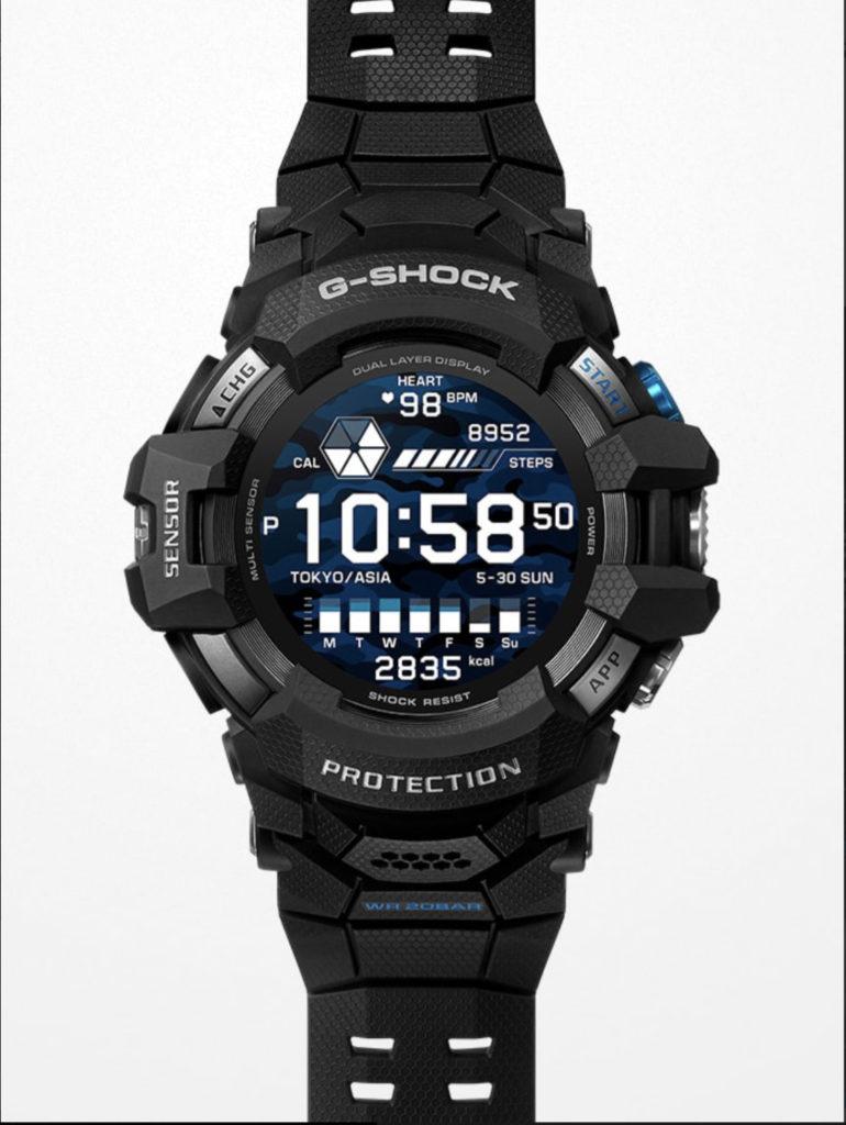 Jam pintar pertama G-Shock dengan Google WearOS iaitu G-Squad Pro kini rasmi pada harga sekitar RM 2,900 8