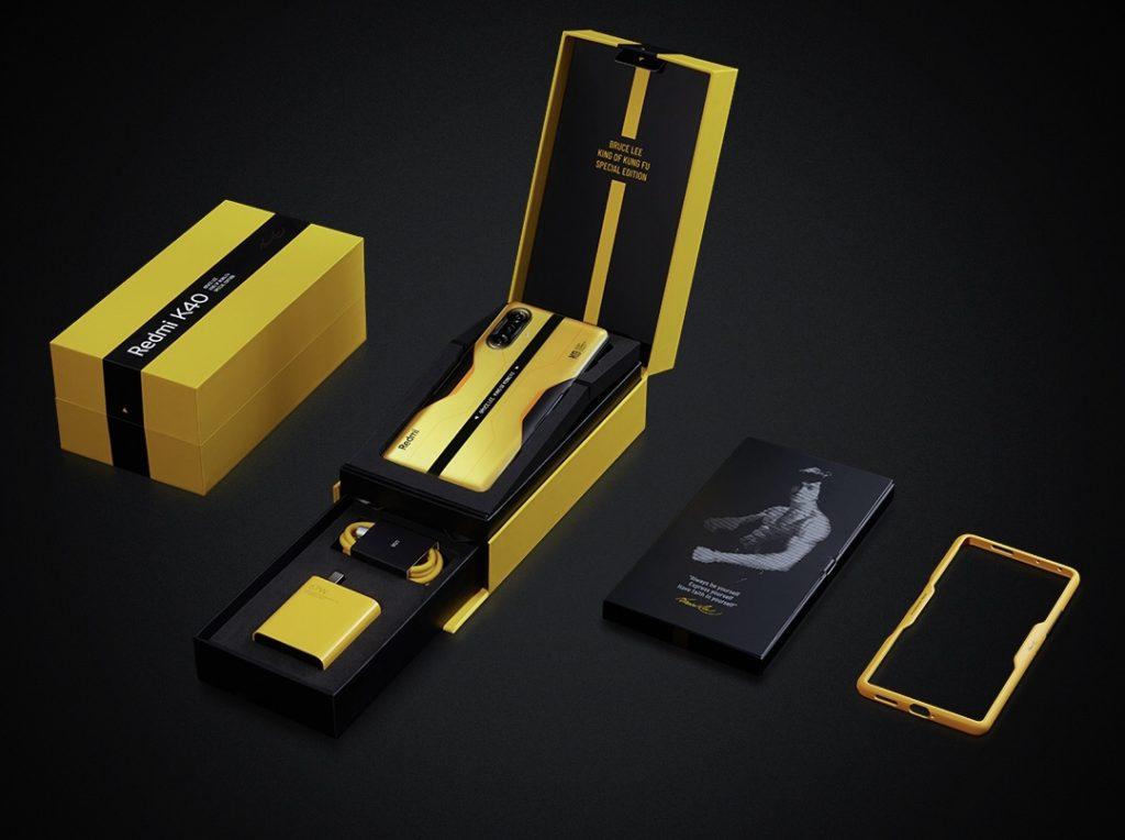 Redmi K40 Gaming kini rasmi dengan Cip Dimensity 1200 - Edisi Khas Bruce Lee juga ditawarkan 26
