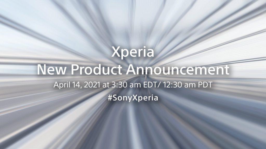Telefon Pintar Sony Xperia 2021 akan diadakan pada 14 April ini 3