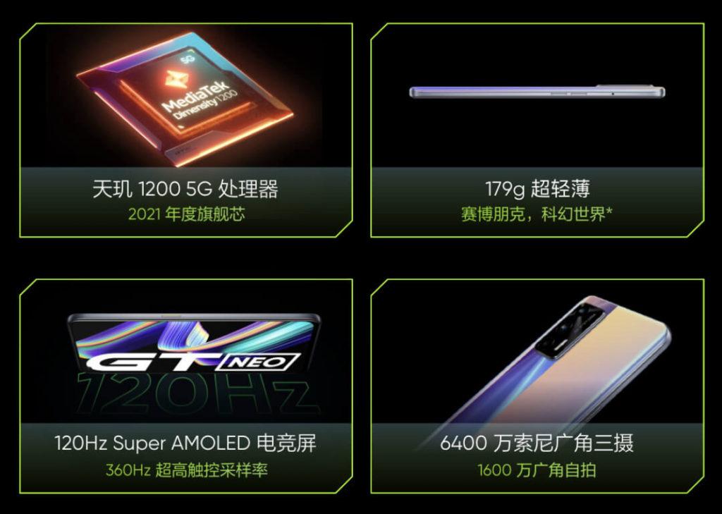 realme GT Neo kini rasmi dengan cip Dimensity 1200 pada harga dari RM 1,138 13