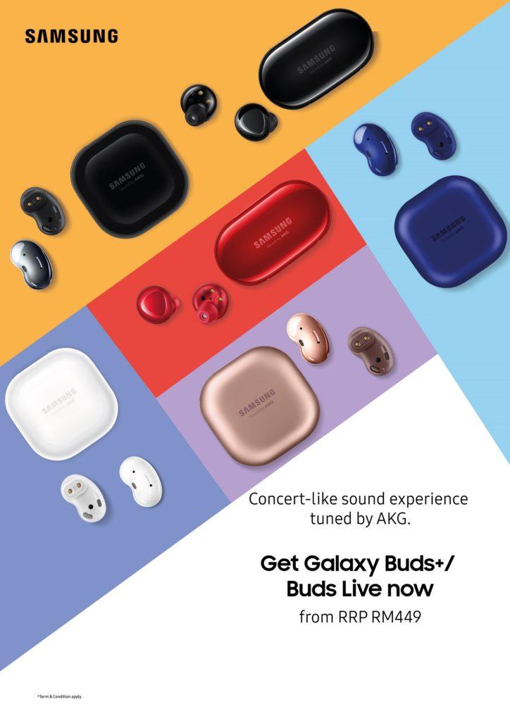 Samsung umum penurunan harga bagi Siri Galaxy Watch dan Galaxy Buds - kini sehingga RM 500 lebih murah 6