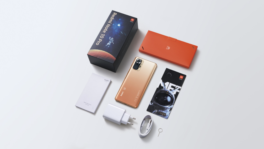 Xiaomi Redmi Note 10 Pro Edisi Terhad Mi Fans Festival 2021 kini ditawarkan pada harga RM 1,099 6