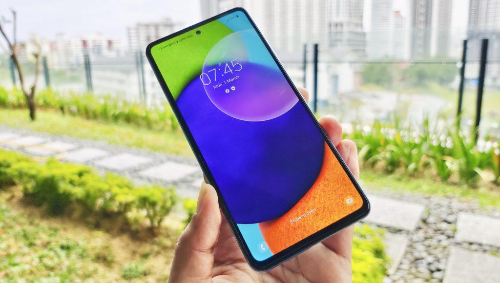 ULASAN : Samsung Galaxy A52 - Peranti Midrange mampu milik dengan beberapa ciri flaghsip idaman ramai 51