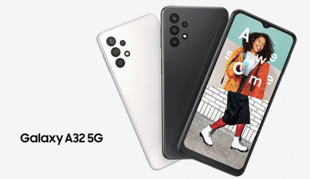 Samsung Galaxy A32 5G kini di Malaysia pada harga RM 1,199 9