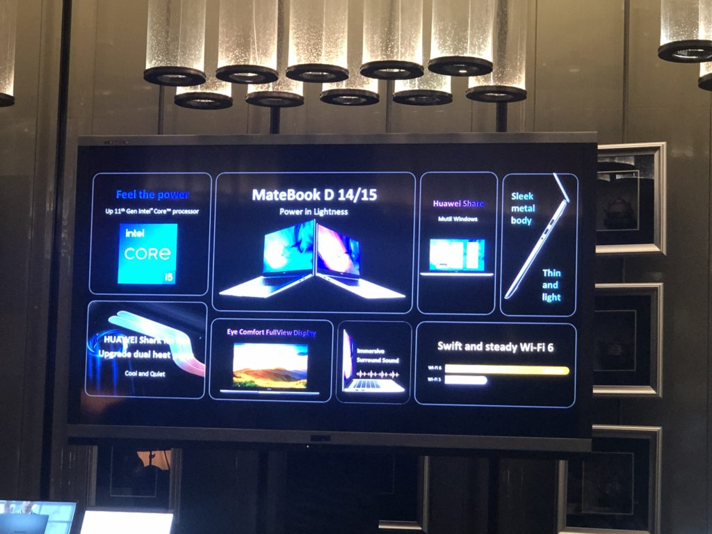 HUAWEI MateBook 2021 Series kini ditawarkan di Malaysia pada harga dari RM 3,299 sahaja 26