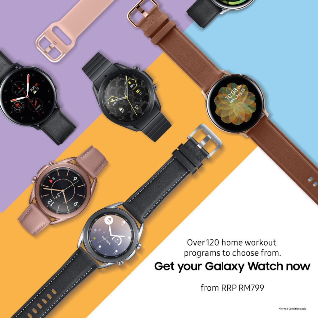 Samsung umum penurunan harga bagi Siri Galaxy Watch dan Galaxy Buds - kini sehingga RM 500 lebih murah 5