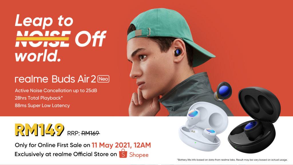 realme Malaysia lancarkan 7 produk AIoT- semua yang anda perlu tahu 19