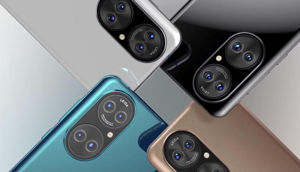 Gambar Lakaran Huawei P50 mendedahkan reka bentuk panel belakang yang unik 10