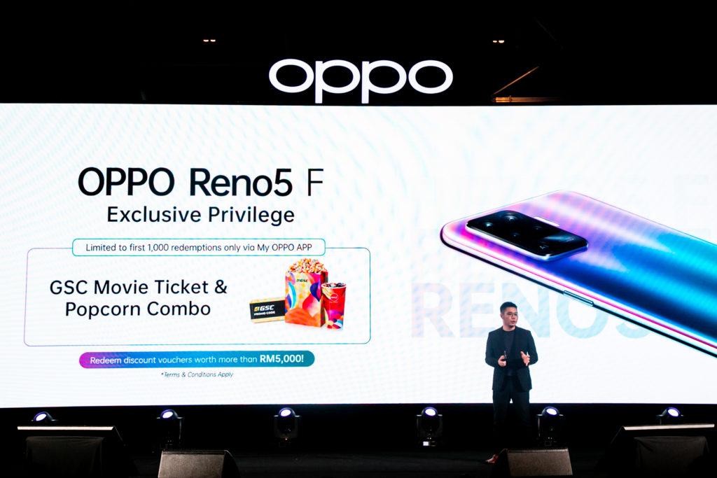 Oppo Reno5f kini di Malaysia pada harga RM 1,199 sahaja 17