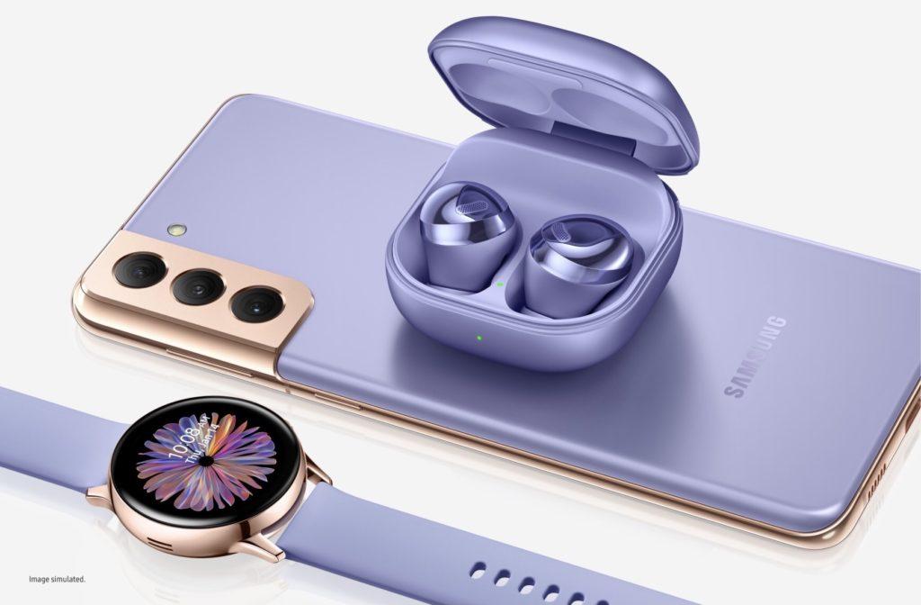 Pek Limited Violet Edition Galaxy Ecosystem kini ditawarkan dari RM 4,599 sahaja 5