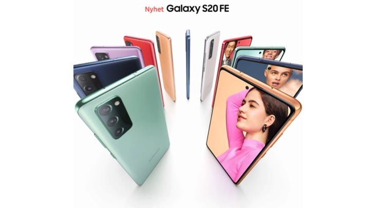 Samsung Galaxy S20 FE 4G dengan Snapdragon 865 kini rasmi 3